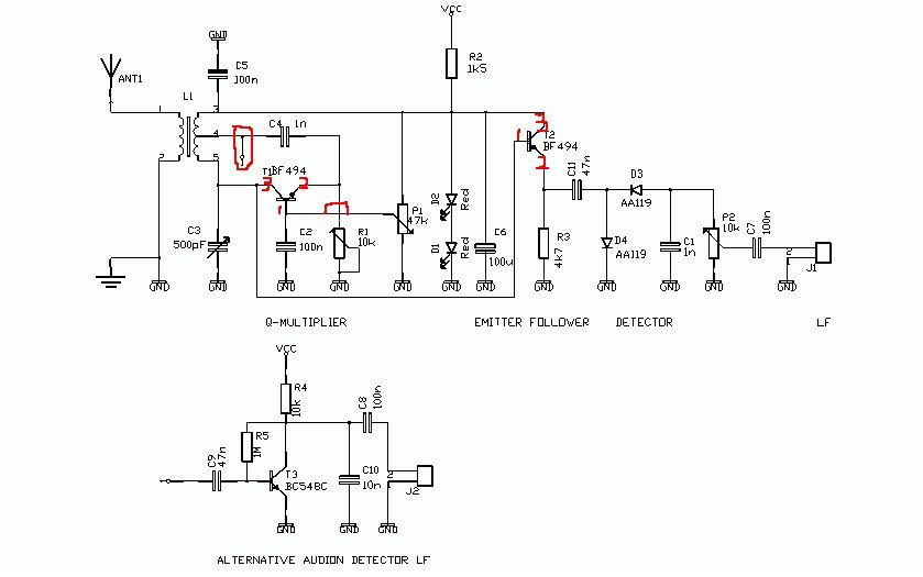 circuits online - forum