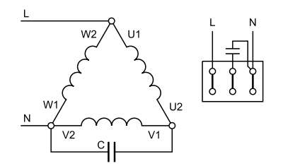 Schema Driehoek Schakeling