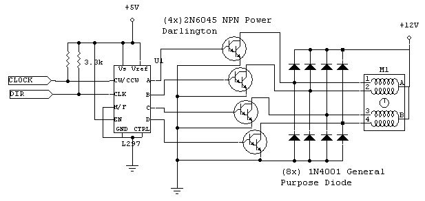 http://hades.mech.northwestern.edu/images/d/d2/Unipolar_stepper_circuit_schematic.png