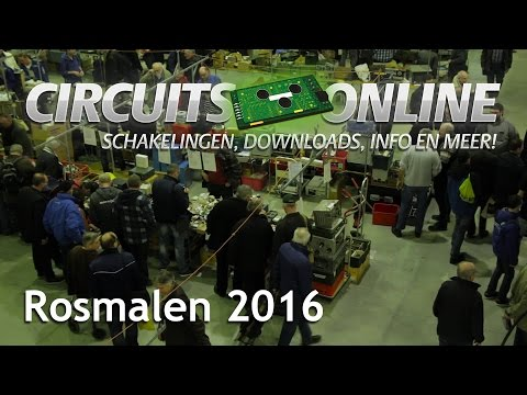 Landelijke Radio Vlooienmarkt Rosmalen 2016
