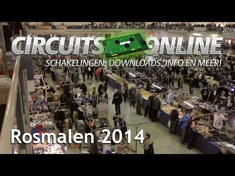 Landelijke Radio Vlooienmarkt Rosmalen 2014