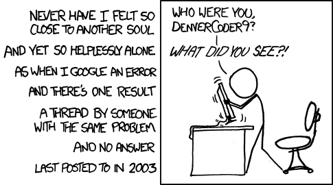 http://imgs.xkcd.com/comics/wisdom_of_the_ancients.png