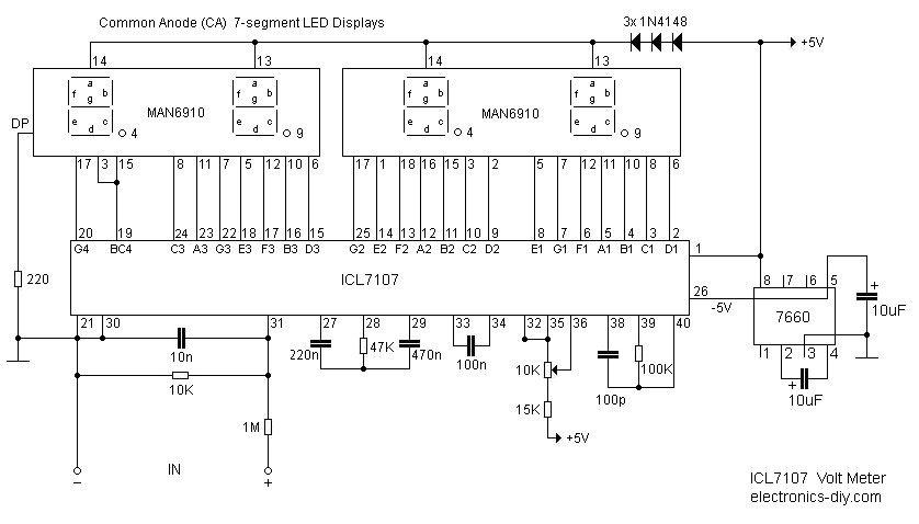 probleem met icl 7107 voltmeter - forum